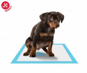 JK ANIMALS Premium Dog Pads 60×60 cm, 10 ks – pleny (podložky) pro psy a štěňata | © copyright jk animals, všechna práva vyhrazena