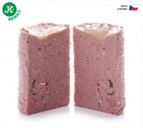 JK ANIMALS Venison & Carrot, Premium Paté with Chunks   © copyright jk animals, všechna práva vyhrazena