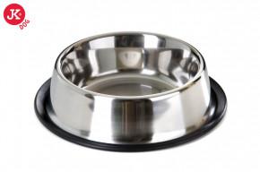 Nerezová miska pro psa pr. 16 cm | © copyright jk animals, všechna práva vyhrazena