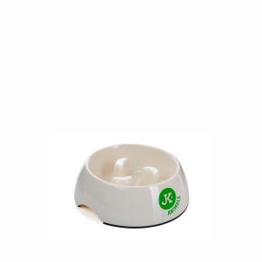 Protihltací melaminová miska pro psy, malá, 180ml, 11cm