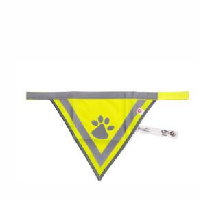 """Reflexní bezpečnostní šátek """"L"""""""