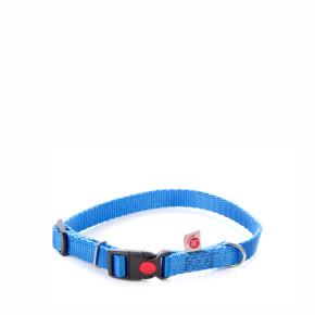 Nylonový obojek JK Classic modrý