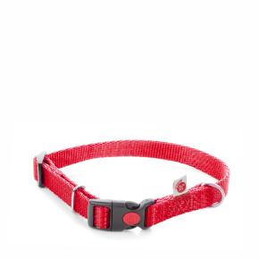 Nylonový obojek JK Classic červený