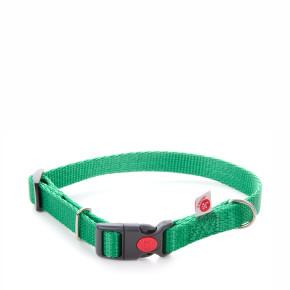 Nylonový obojek JK Classic zelený