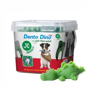 Dento Dino – dentální pamlsek s chlorofylem