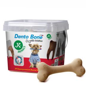 Dento Bone – dentální pamlsek kost s kalciem
