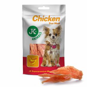 Sušené kuřecí maso, masový pamlsek, 80g (Chicken True Meat Snack)