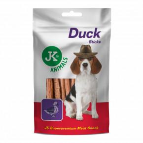 JK ANIMALS Meat Snack Duck Sticks, sušené kachní tyčinky | © copyright jk animals, všechna práva vyhrazena