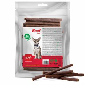Hovězí tyčinky, masový pamlsek, 500g (Beef Sticks Meat Snack)