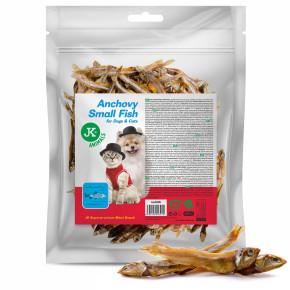 Meat Snack Small Anchovy Fish, sušené sardele, masový pamlsek, 500g