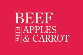 Sam's Field Crunchy Cracker Beef with Apples & Carrot 200g   © copyright jk animals, všechna práva vyhrazena