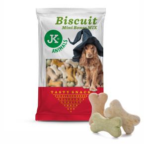 Biscuit Mini Bone Mix, pečené mini kostičky mix, 500g