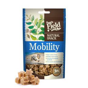 Sams Field Natural Snack Mobility, funkční masový polovlhký pamlsek 200g (Sam's Field)