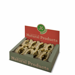 Kost natural se zeleninou, glukosaminem a chondroitinem, přírodní pamlsek, 650g, 10cm, 27ks