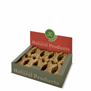 Kost natural s L-Carnitinem (Control - napomáhá kontrolovat váhu a podporovat výkon), přírodní pamlsek, 650g, 10cm, 27ks