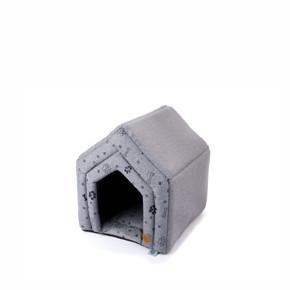 Pelech domek Grey LUX M