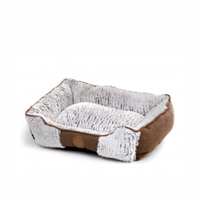 Pelíšek Okapi L, 70cm, jemný pelíšek pro psy