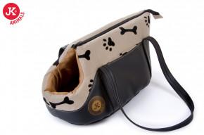 JK ANIMALS taška Kost M   © copyright jk animals, všechna práva vyhrazena