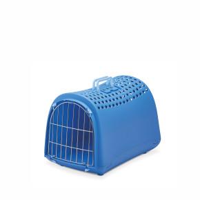 Plastová přepravka Linus modrá
