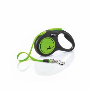 flexi New Neon Tape (pásek) zelené, velikost S