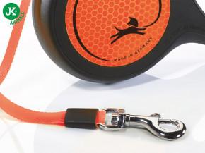 flexi New Neon Tape (pásek) oranžové, velikost M   © copyright jk animals, všechna práva vyhrazena