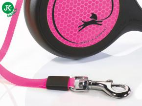 flexi New Neon Tape (pásek) růžové, velikost M | © copyright jk animals, všechna práva vyhrazena