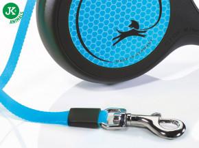flexi New Neon Tape (pásek) modré, velikost M | © copyright jk animals, všechna práva vyhrazena