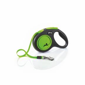 flexi New Neon Tape (pásek) zelené, velikost M