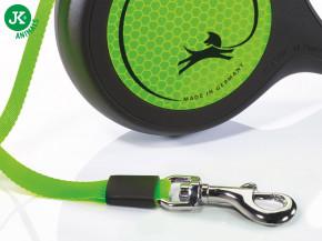 flexi New Neon Tape (pásek) zelené, velikost M | © copyright jk animals, všechna práva vyhrazena