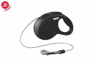 flexi new classic cord mini černá | © copyright jk animals, všechna práva vyhrazena