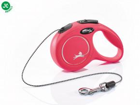 flexi new classic cord mini červená | © copyright jk animals, všechna práva vyhrazena