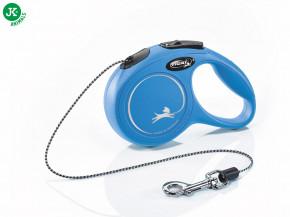 flexi new classic cord mini modrá   © copyright jk animals, všechna práva vyhrazena