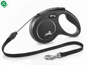 flexi new classic cord medium černá | © copyright jk animals, všechna práva vyhrazena