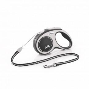 flexi New Comfort Cord (lanko), velikost S, černé