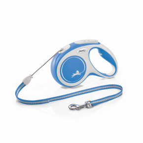flexi New Comfort Cord (lanko), velikost M, modré