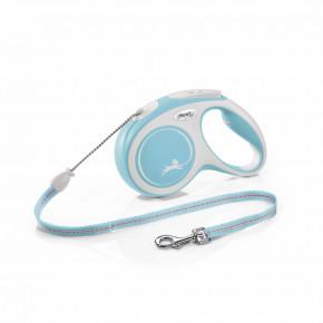 flexi New Comfort Cord (lanko), velikost M, světle modré