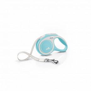 flexi New Comfort Tape (pásek), velikost XS, světle modré