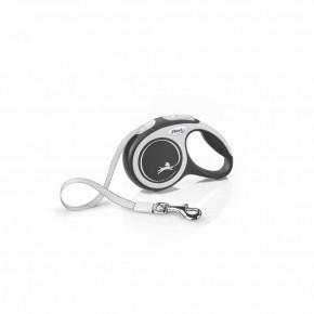 flexi New Comfort Tape (pásek), velikost XS, černé