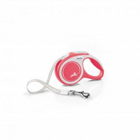 flexi New Comfort Tape (pásek), velikost XS, červené