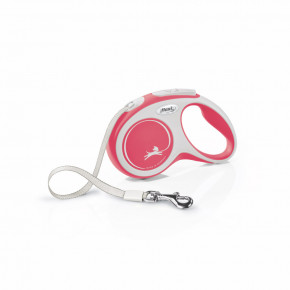 flexi New Comfort Tape (pásek), velikost S, červené