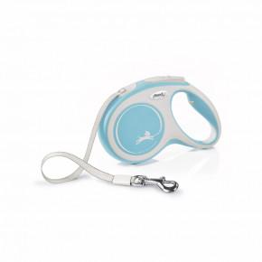 flexi New Comfort Tape (pásek), velikost M, světle modré