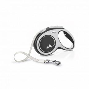 flexi New Comfort Tape (pásek), velikost M, černé