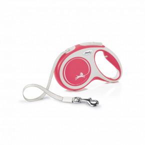 flexi New Comfort Tape (pásek), velikost M, červené