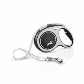 flexi New Comfort Tape (pásek), velikost L, černé