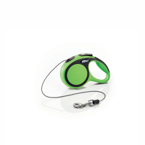 flexi New Comfort Cord (lanko), velikost XS, zelená