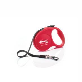 flexi Fun S, small - pásek, červená
