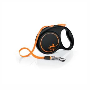 flexi Promotion Tape (pásek), velikost M, neonová oranžová – limitovaná edice