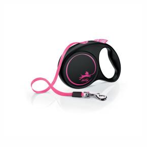 flexi Promotion Tape (pásek), velikost M, neonová růžová – limitovaná edice