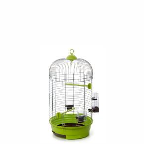 Julia 3 pozink zelená, klec pro ptáky