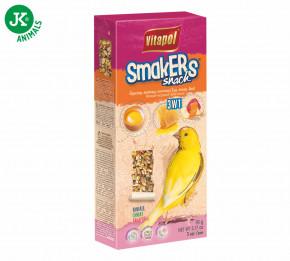 Vitapol - kanár, 3 klasy, mix: ovoce, med, vejce | © copyright jk animals, všechna práva vyhrazena